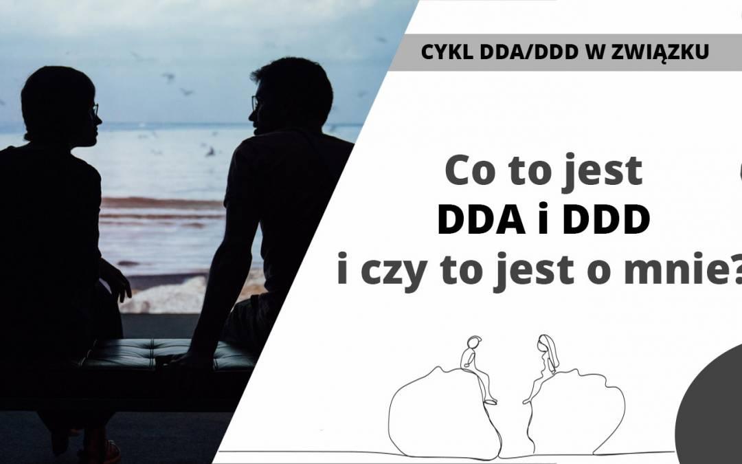 Co tojest DDA iDDD iczytojest omnie?