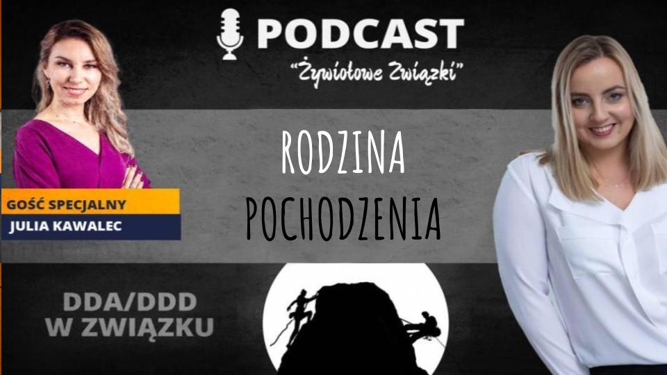 podcast rodzina pochodzenia
